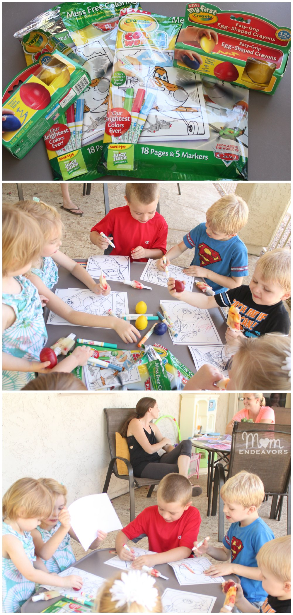 Crayola Color Wonder Activities
