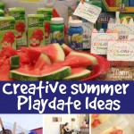 Creative Summer Playdate Ideas