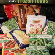 Freshening Up Meals with Frozen Foods