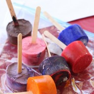 Ice Paints – Fun Activity for Kids!