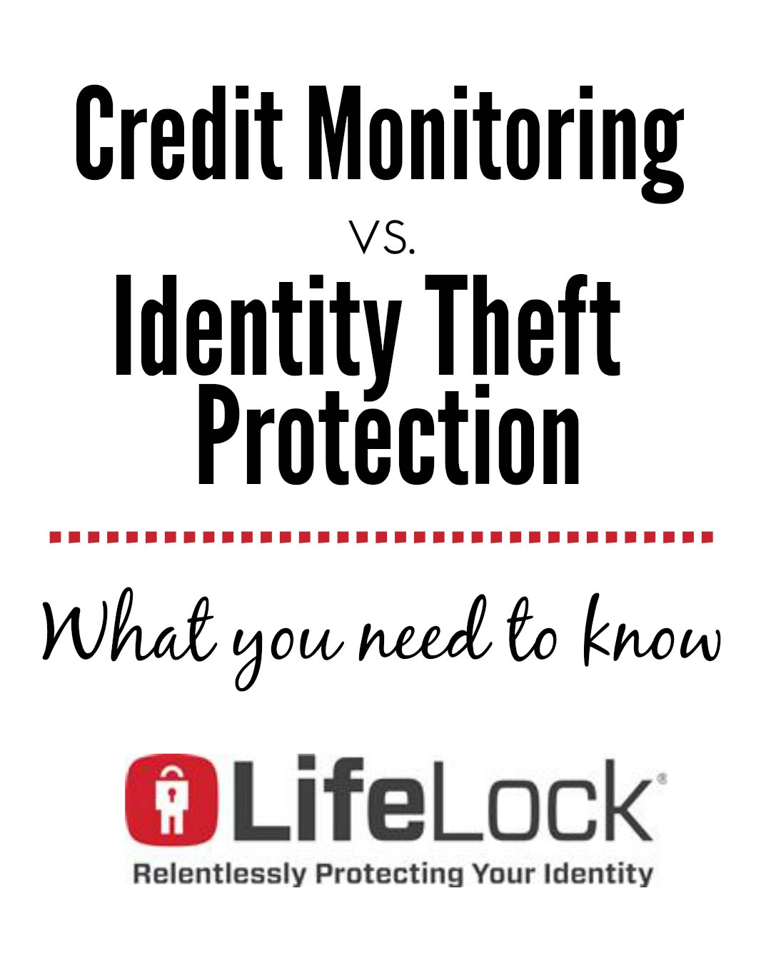 Identity Theft Protection with LifeLock