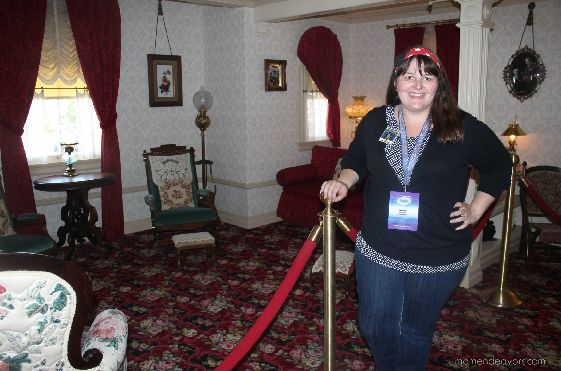 Inside Walt Disney's Apartment