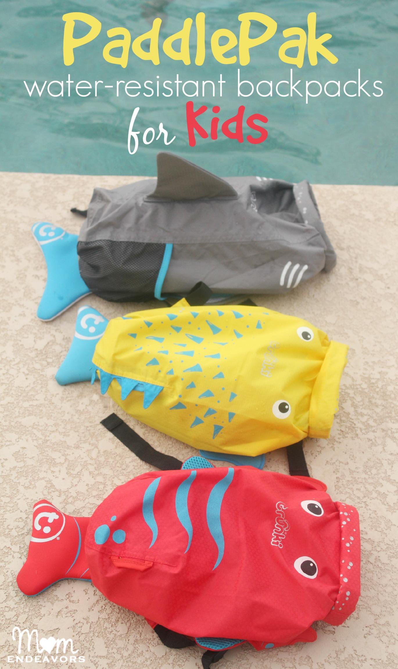 PaddlePak Backpack for Kids