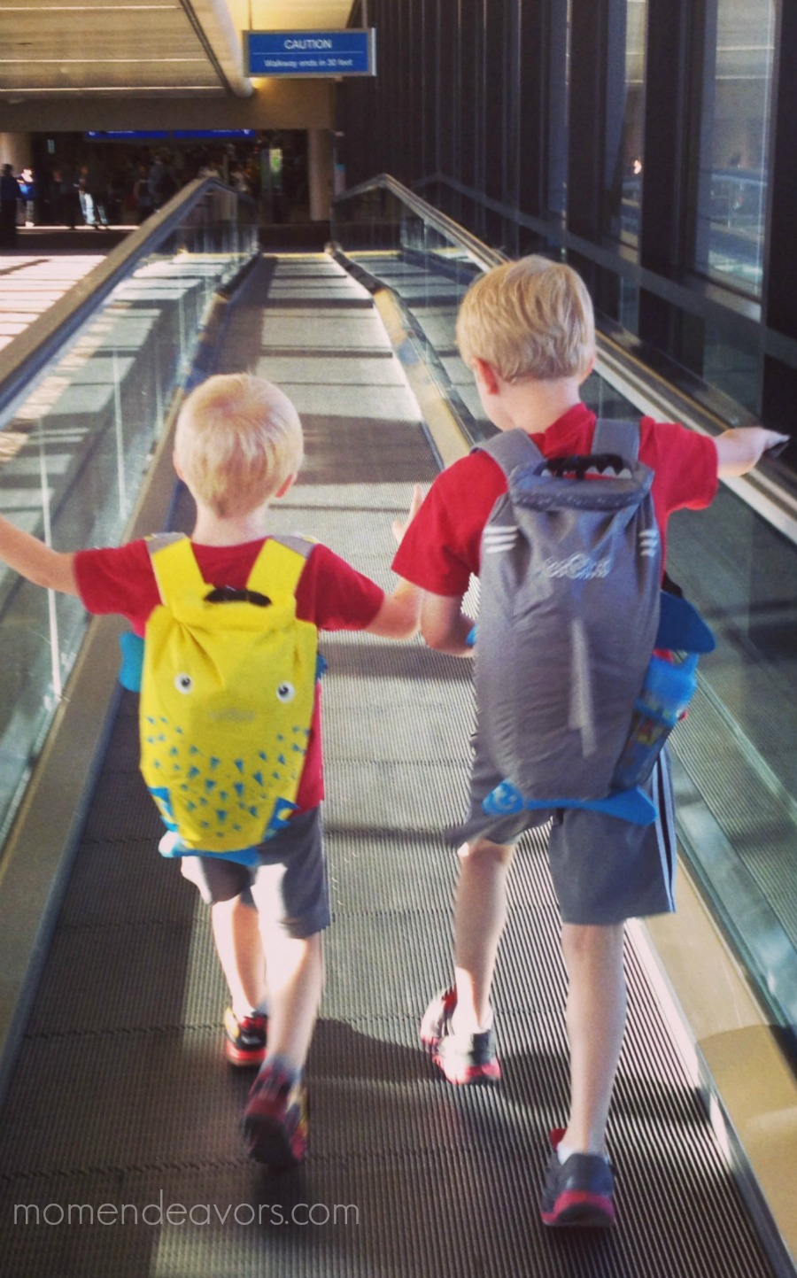 PaddlePak Travel Backpack for Kids