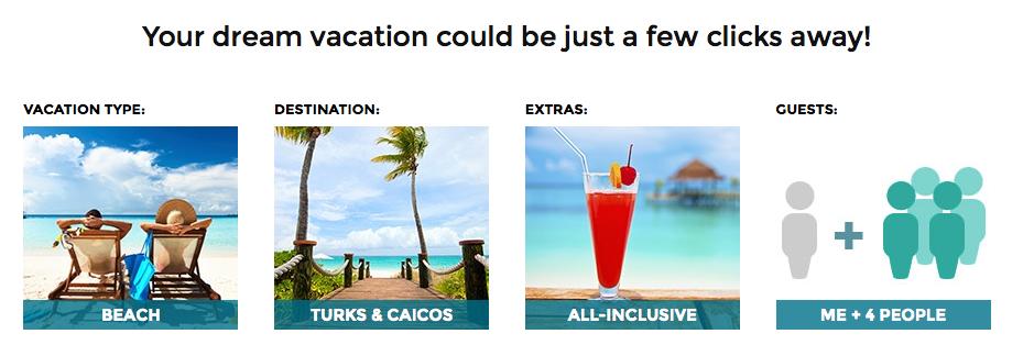 RCI Dream Vacation