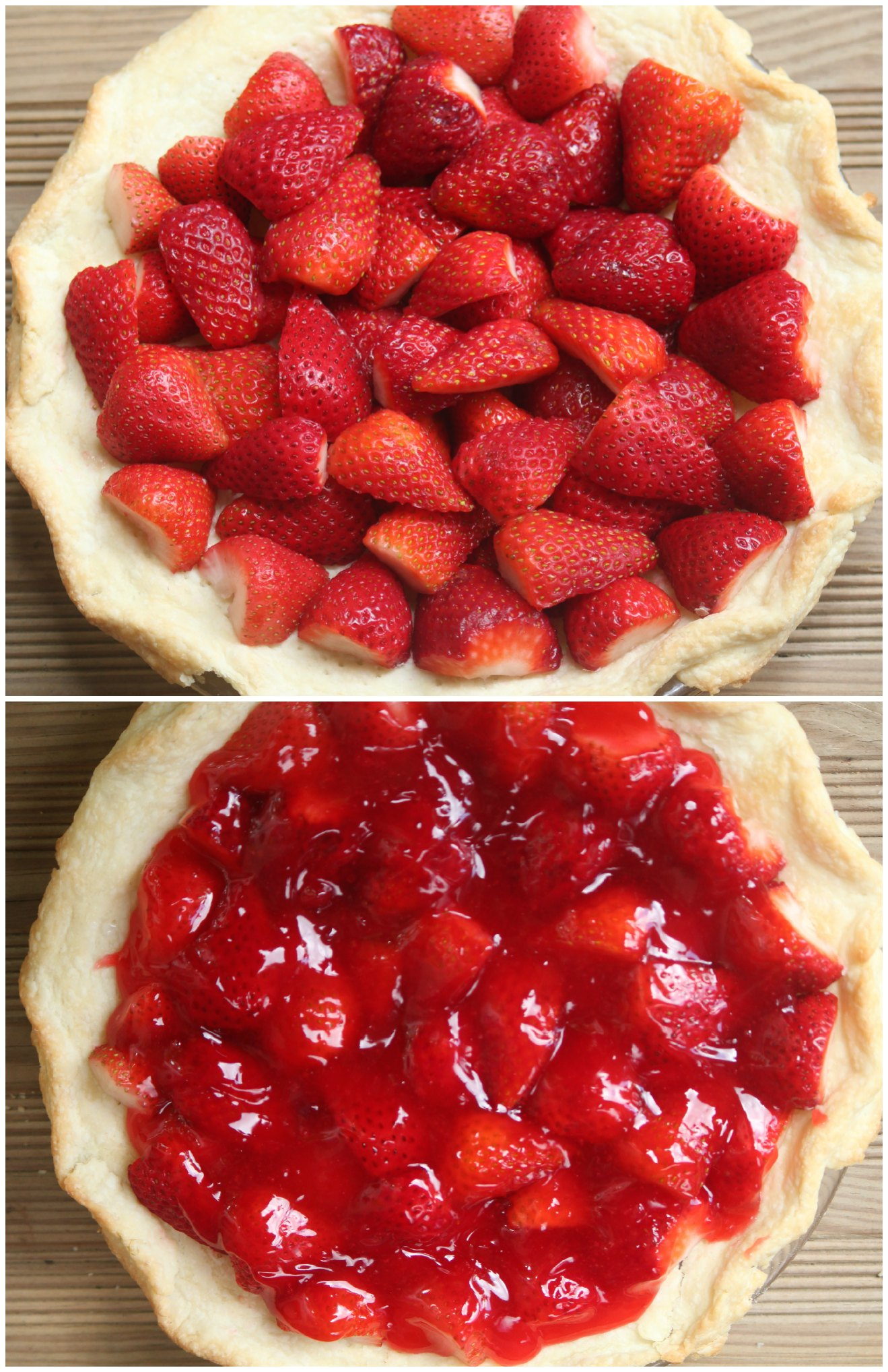 Easy Homemade Strawberry Pie Mom Endeavors
