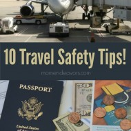 10 Tips for Staying Safe While Traveling
