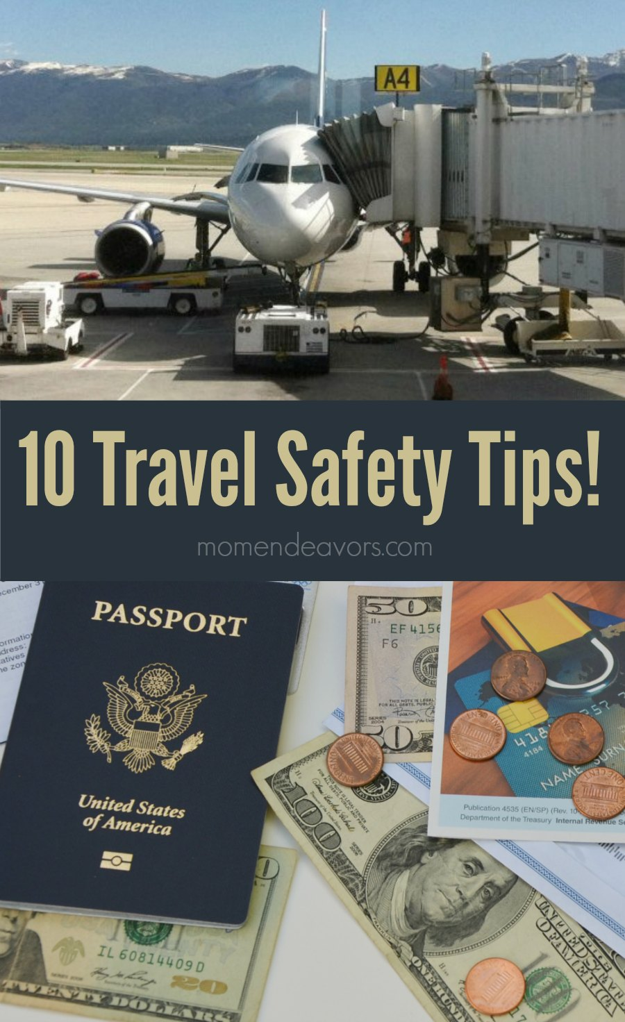 10 Important Travel Safety Trips
