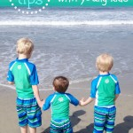 10 tips for beach fun with young kids