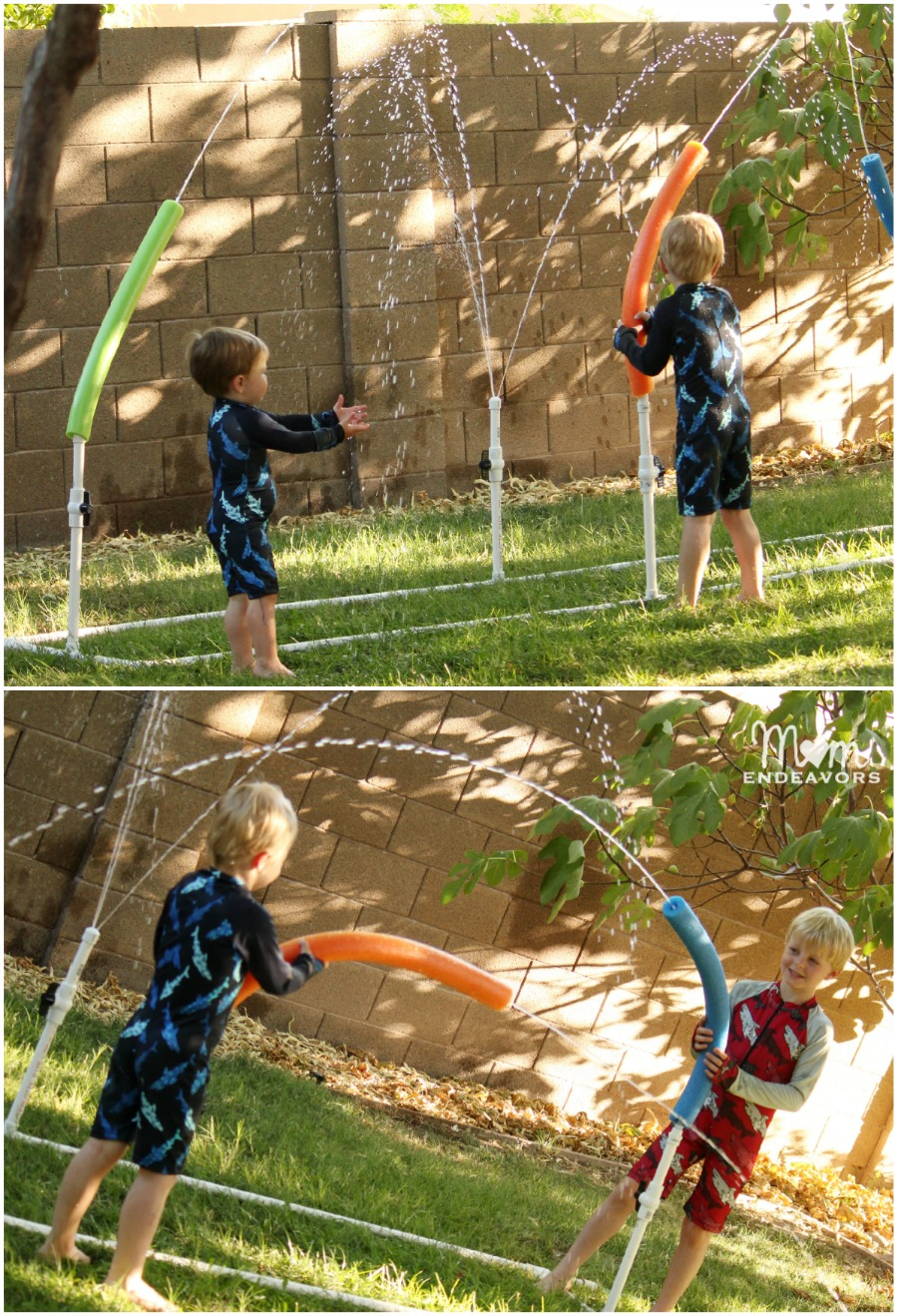 DIY Kid Water Play