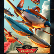 Disney Planes: Fire & Rescue {Movie Review}