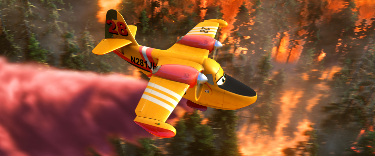 Disney Planes Fire & Rescue Movie Review