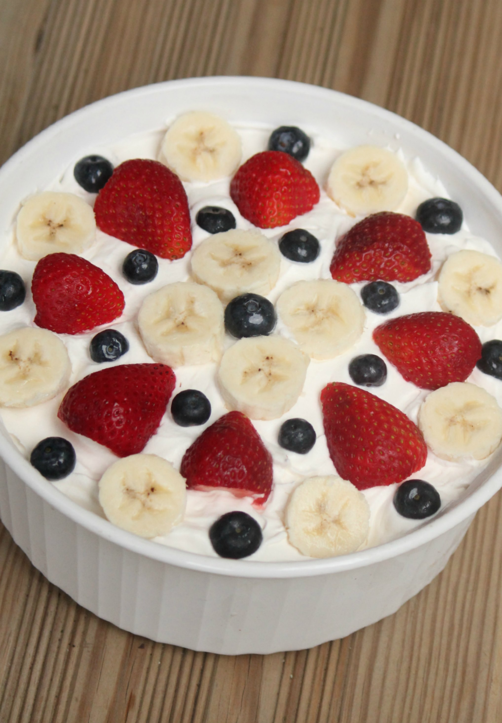 Great Summer No Bake Dessert