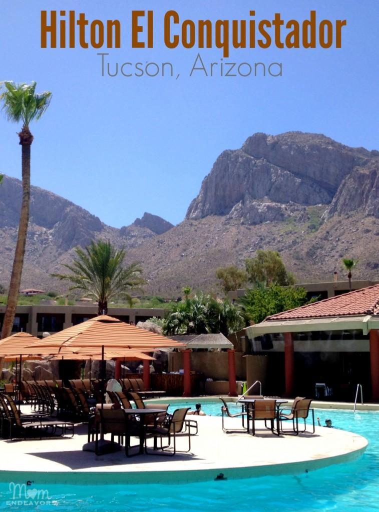 Hilton El Conquistador Resort Tucson Arizona Family