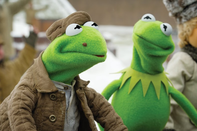 Kermit & Constantine Muppets Most Wanted