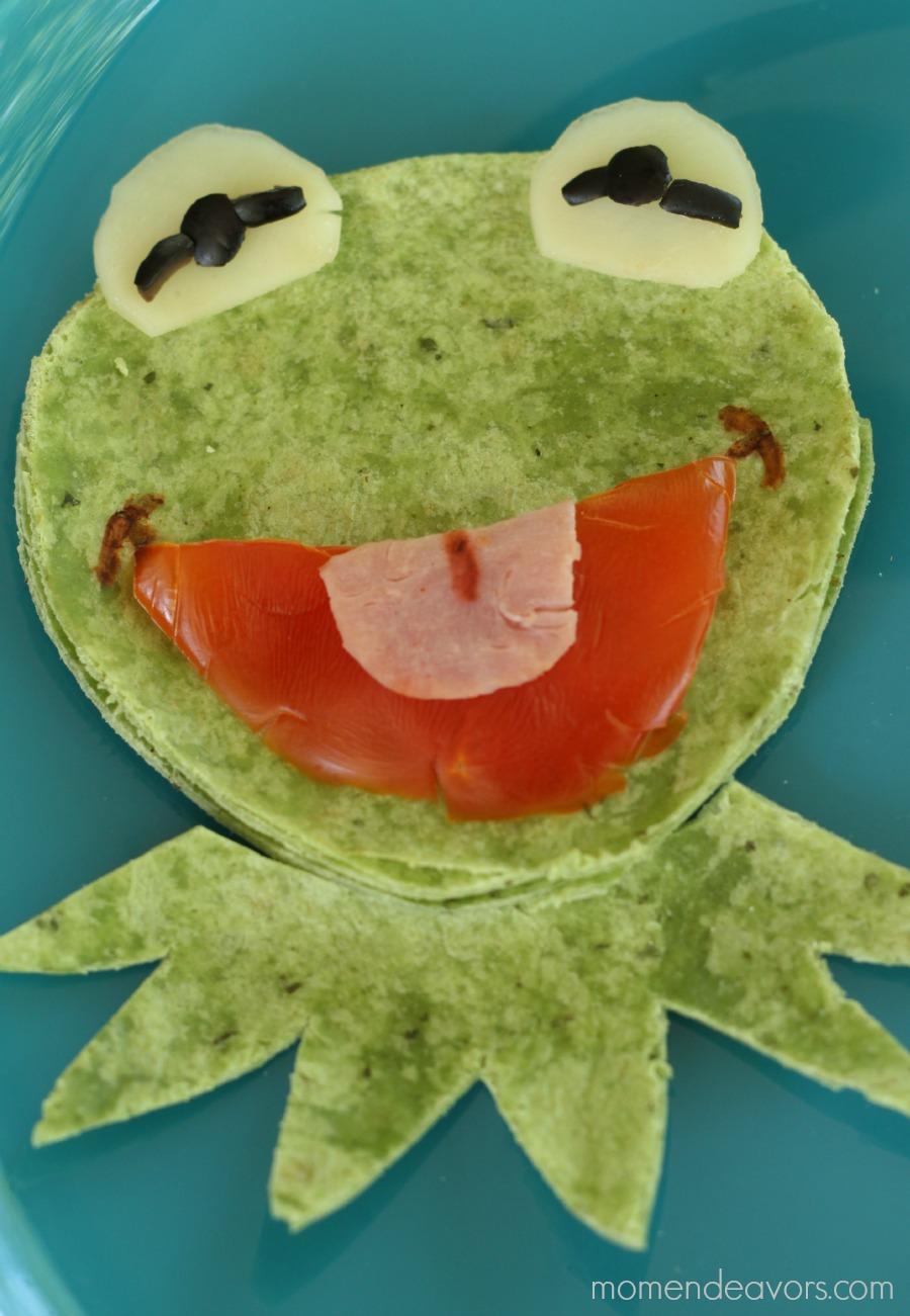 Kermit Quesadilla