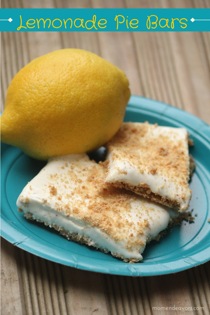 Lemonade Pie Bars