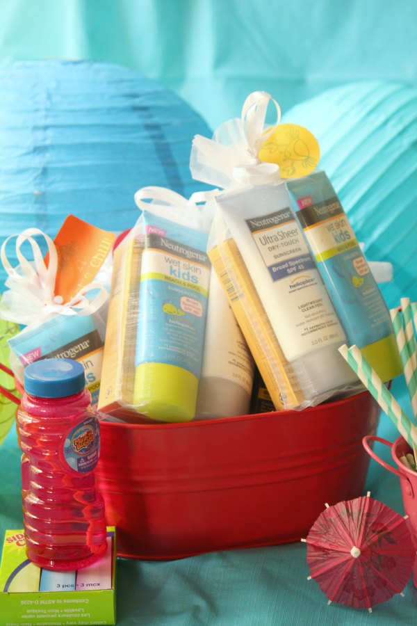 #Moms4JNJConsumer Summer Products Party Favors