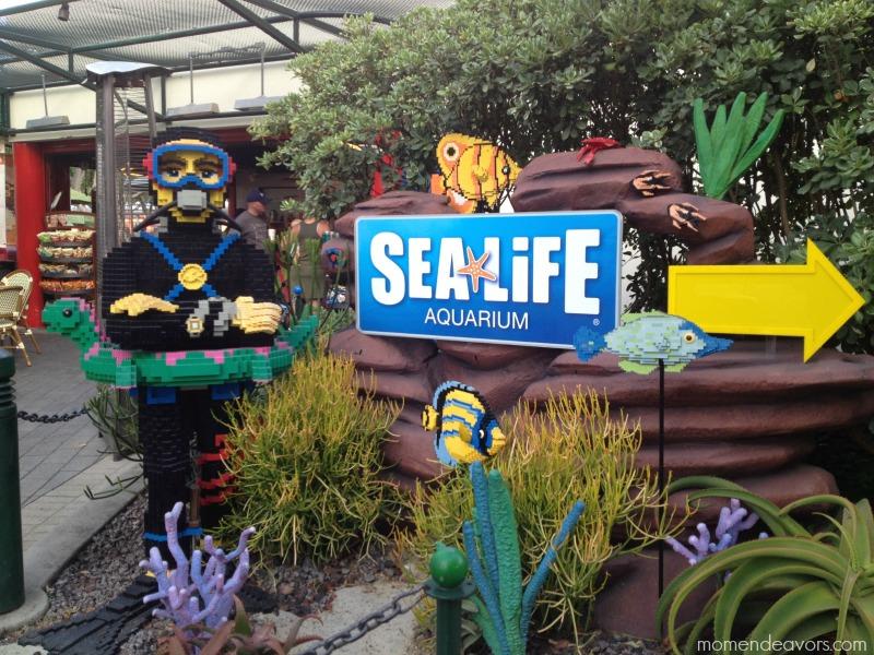 Sealife Aquarium California
