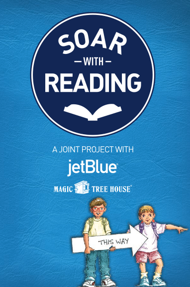 Soar with Reading Passport Activities