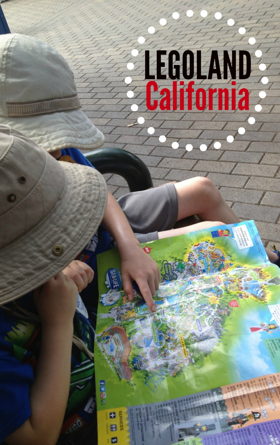 legoland california park planning