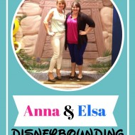 Anna & Elsa DisneyBounding at Disney on the Road