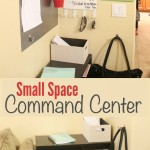 DIY Small Space Command Center