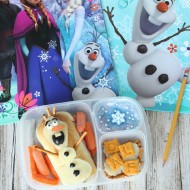 Disney FROZEN Fun Olaf School Lunch