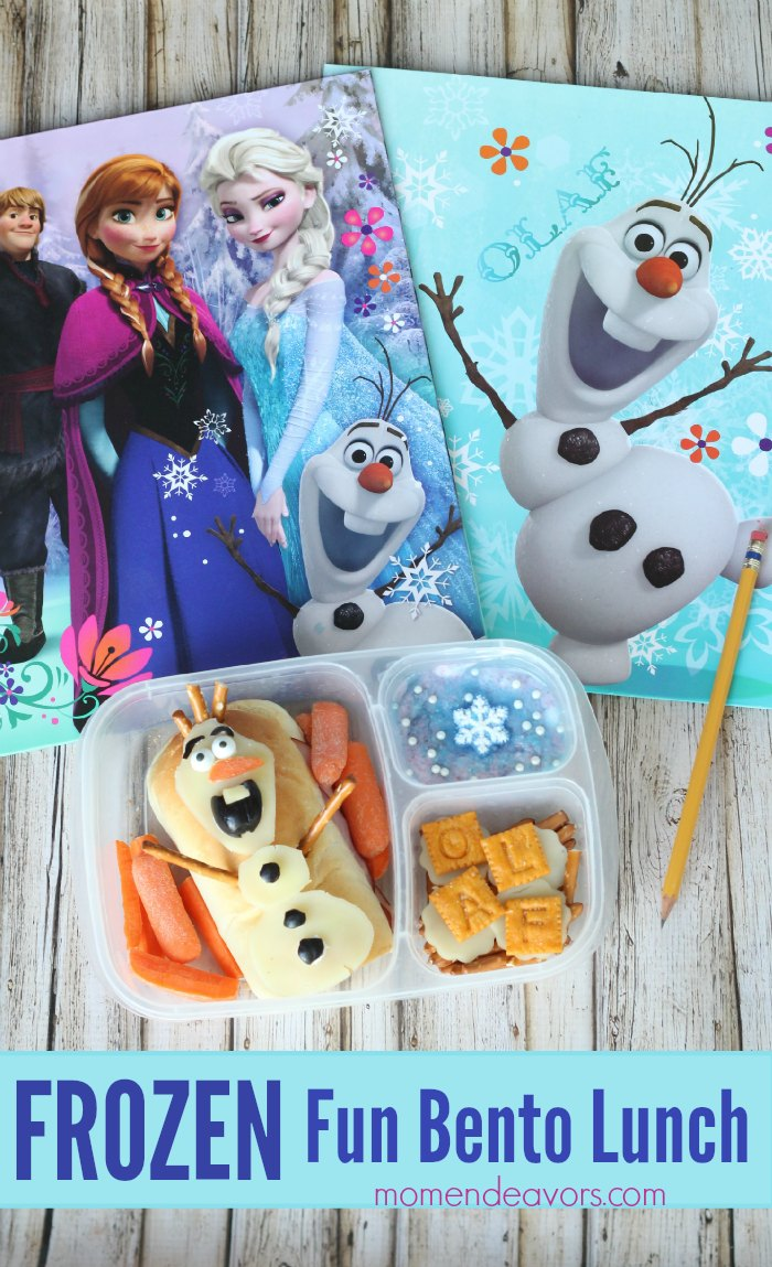 Disney FROZEN Bento Lunch