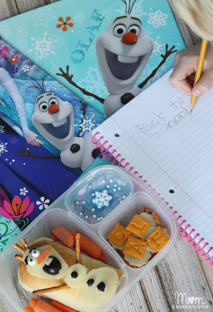Disney Frozen Olaf Lunch
