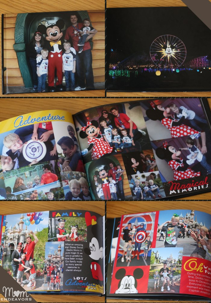 Disneyland Photo Book