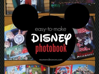 Easy Disney Photobook
