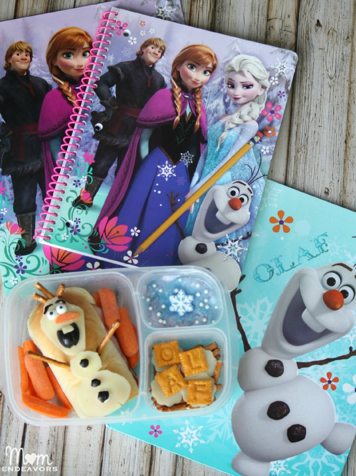 Frozen Fun School Lunch