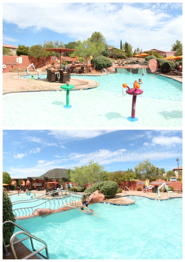 Hilton Sedona Resort Pool