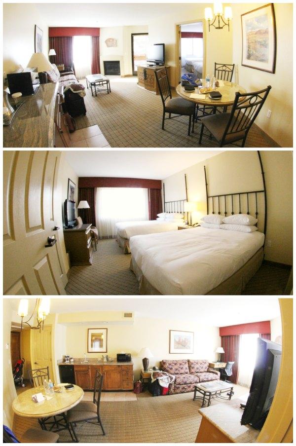 Hilton Sedona Room