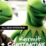 Kermit & Constantine Interview #MuppetsMostWanted