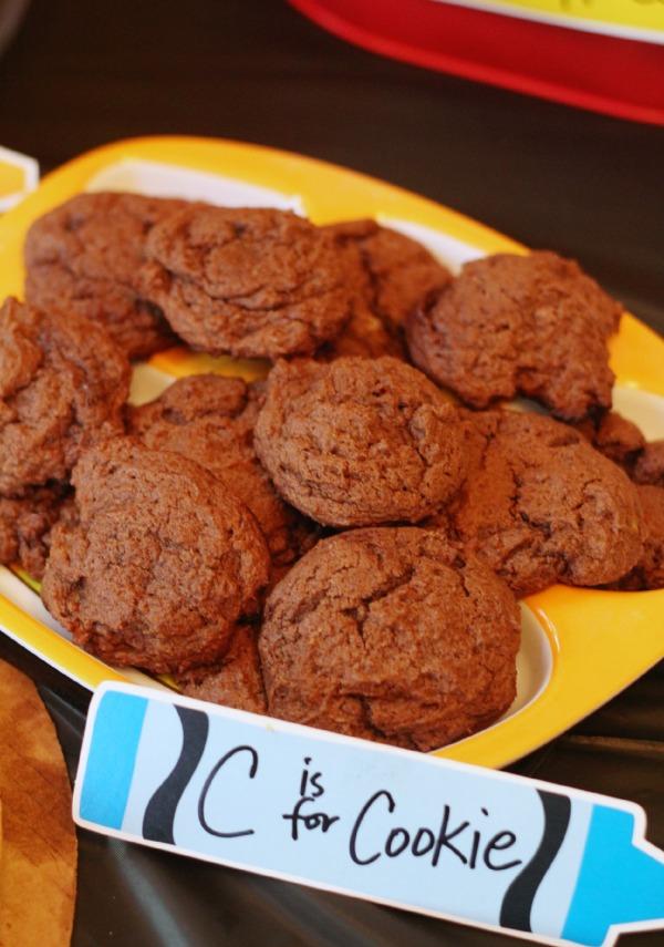 Nesquik Cookies