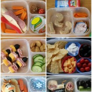 Adding Variety to School Lunch Boxes
