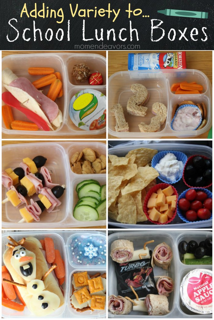 Lunch Box Ideas for Kids Who Don't Like Sandwiches I am not a big sandwich eater and as a result we tend to eat other foods for lunch at home. This tradition .