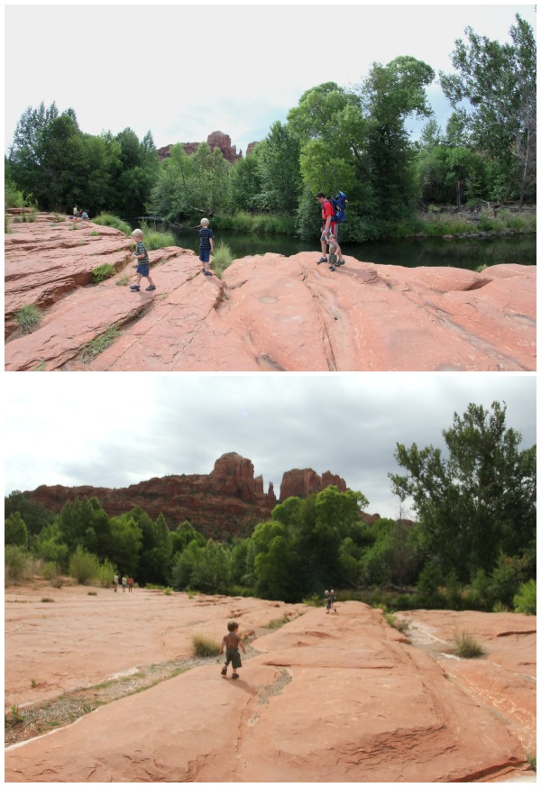 Sedona Hiking with Kids
