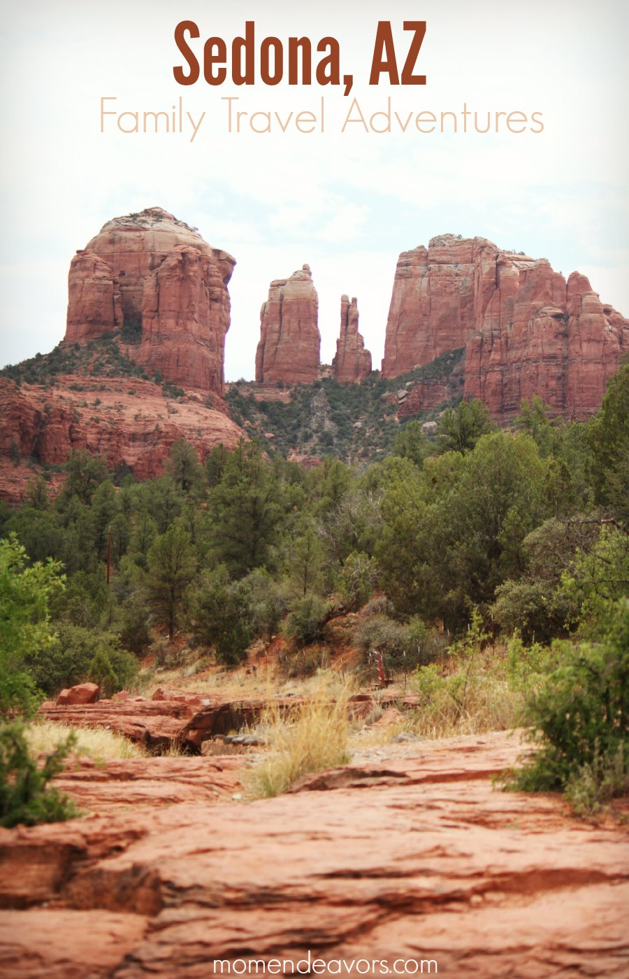 Sedona family travel
