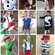 DIY Disney Costumes for Boys!