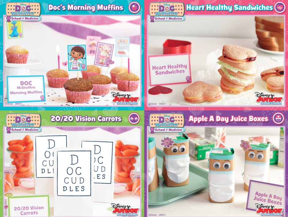 Doc McStuffins School of Medicine Week – Free Printables & Party ...