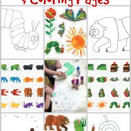 Bedtime & Playtime with The World of Eric Carle – FREE Printable Activities