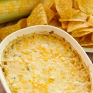 Hot Corn Dip {Football Game Day Ideas}
