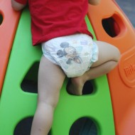 Toddlers on the Go with Huggies Little Movers