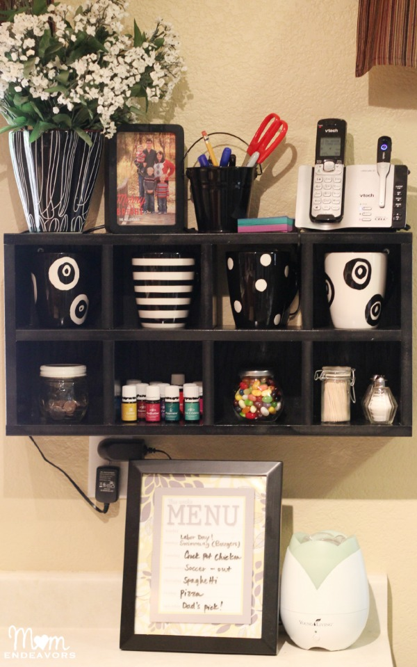 Kitchen Organization Project