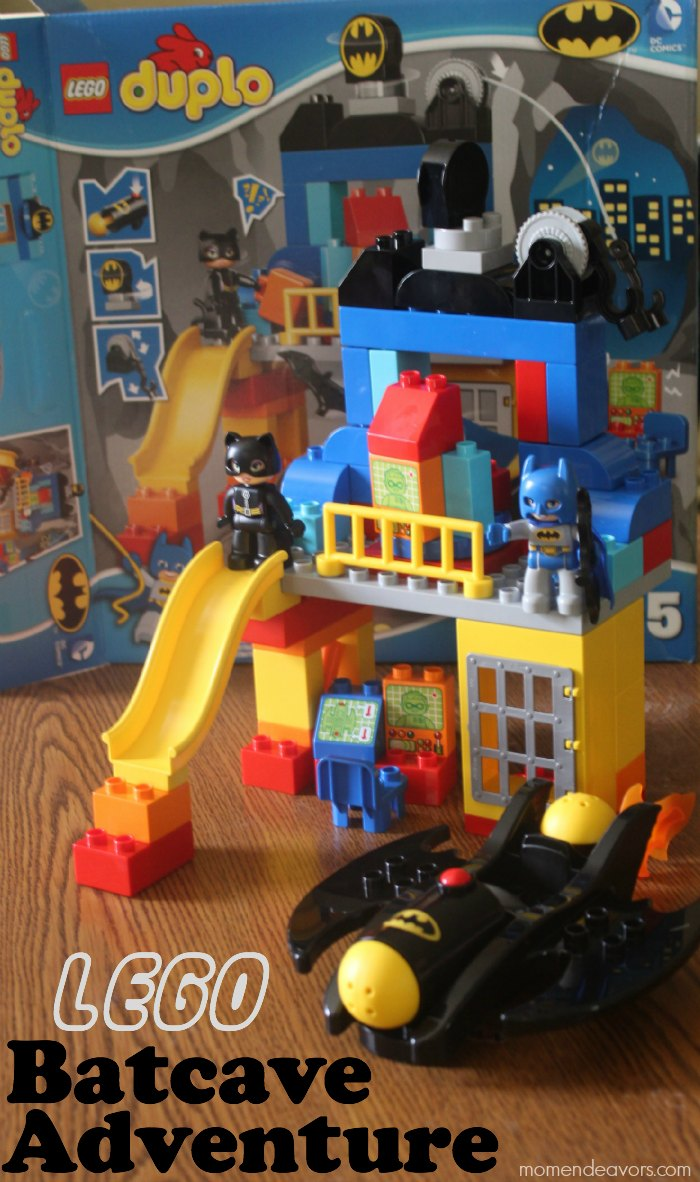 Lego Duplo Batcave Adventure