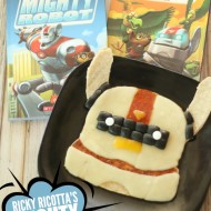 Ricky Ricotta Book Series & Mighty Robot Snack