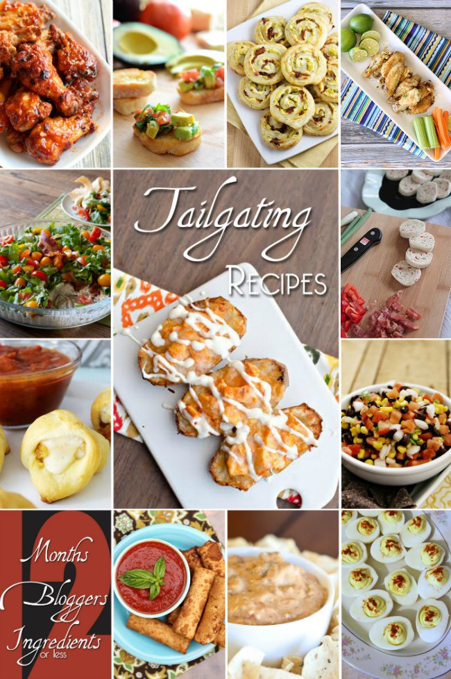 Tailgating Recipes